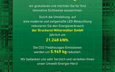 Klimaschutz & Mittermüller