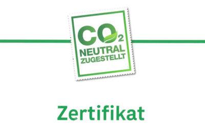 Druckerei Mittermüller & CO2-Kompensation