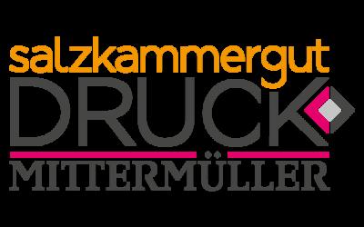 Dachmarke Salzkammergut Druck Mittermüller  –  NEU! ab 1. Jänner 2020