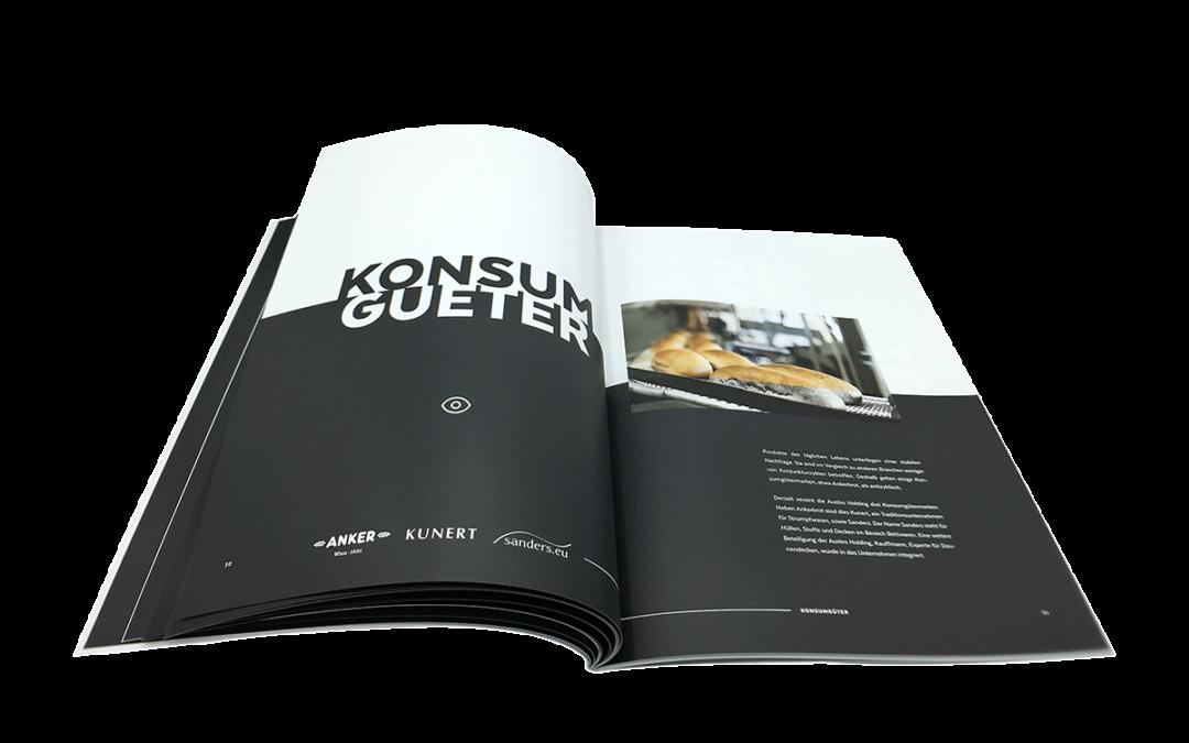 Geschäftsbericht erstellen als Marketinginstrument